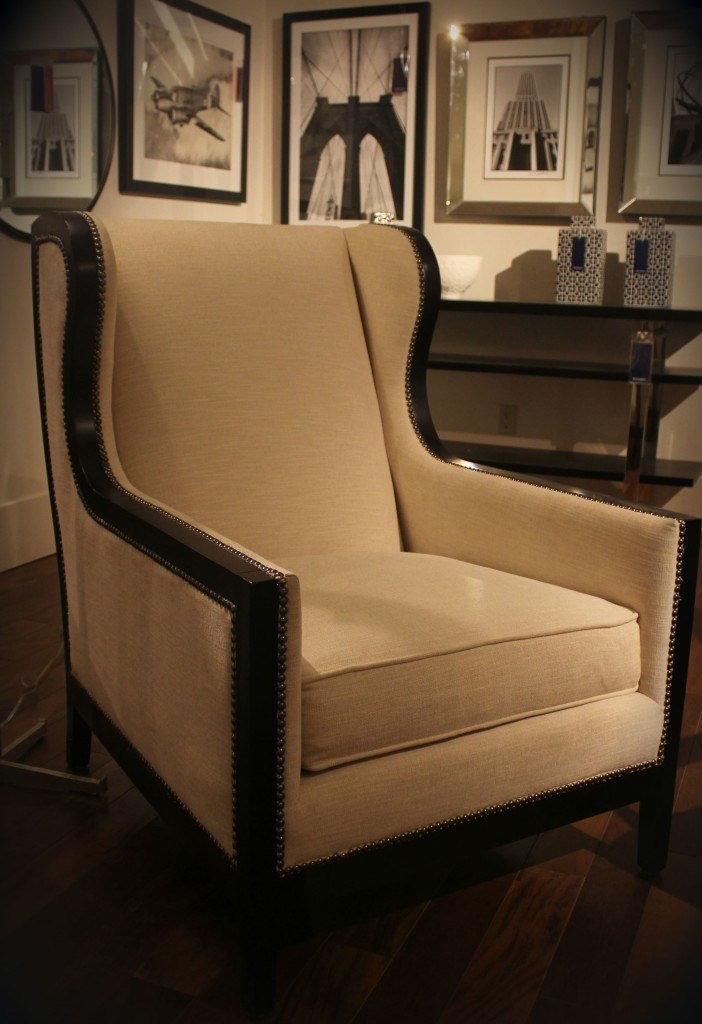 Steal of a Deal - Bernhardt Kercher Chair