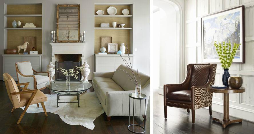 Hancock & Moore Living Room Furniture