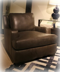 Steal of a Deal - Leather Chair
