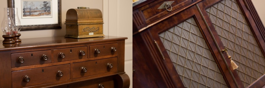Decorating by mixing your old and new furniture (100)