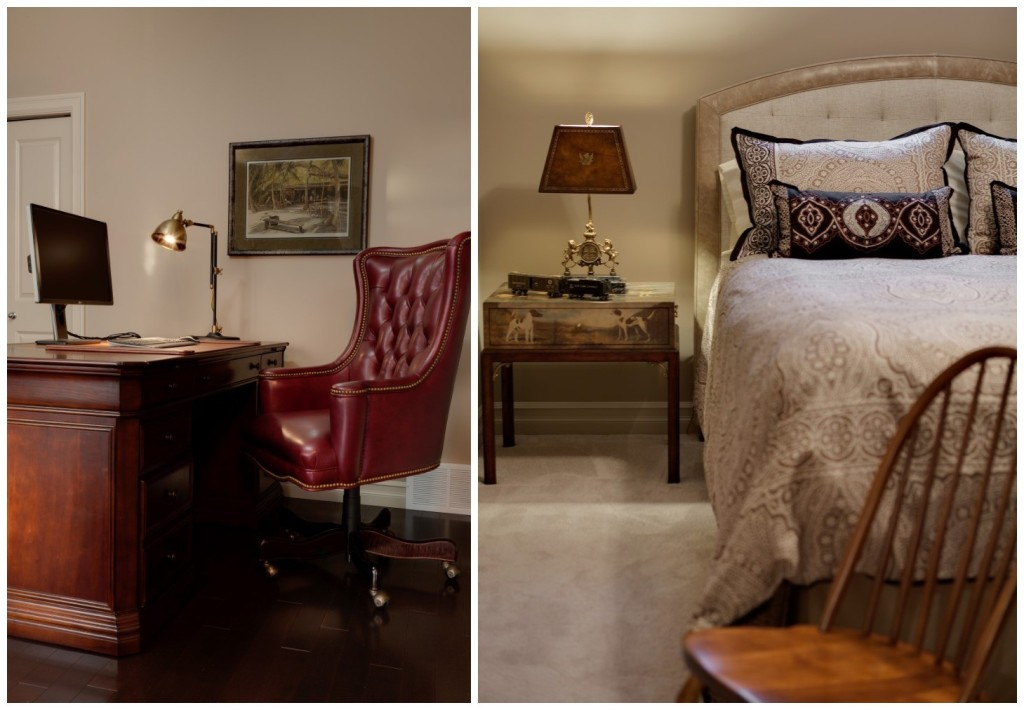 Decorating by mixing your old and new furniture (102)