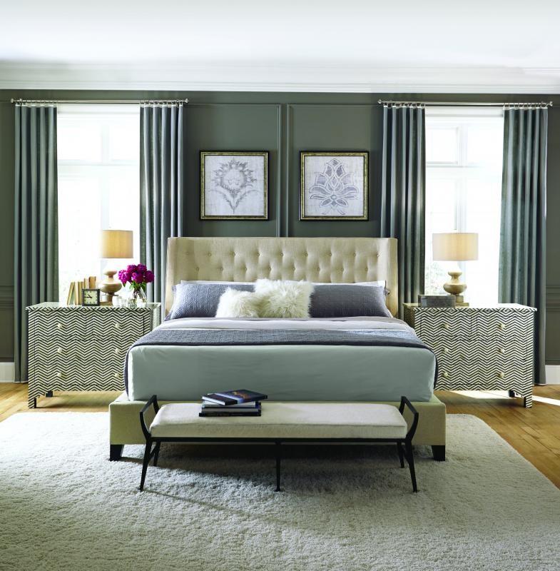 bernhardt bedroom decorating