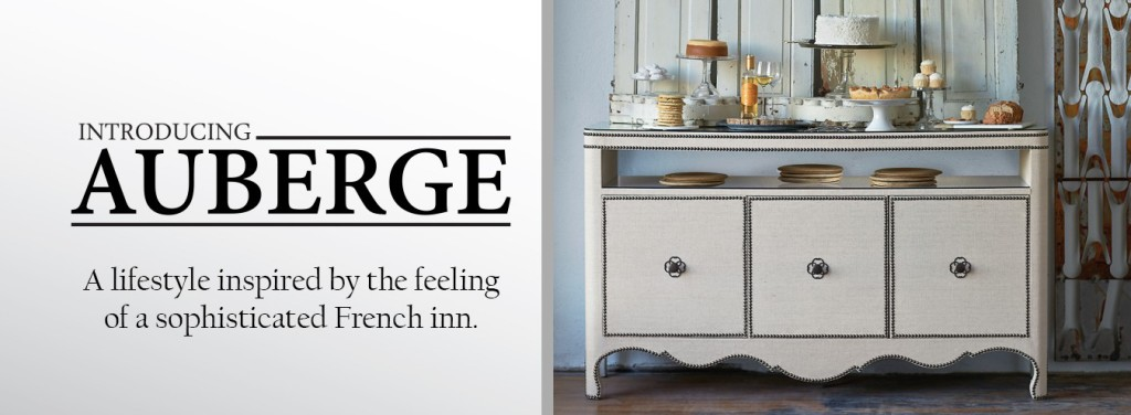 Introducing Auberge by Bernhardt